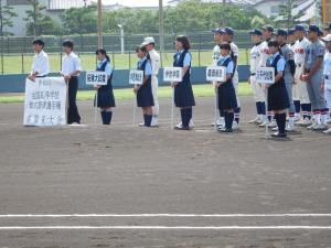 第62回全国高等学校軟式野球選手権南関東大会が開催されました ...